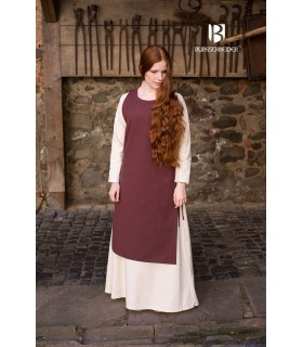 Sobrevesta Medieval Woman Haithabu-Brown