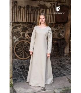 Tunic medieval Freya, grey