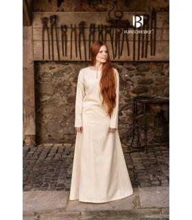 Tunic medieval summer Elisa, natural