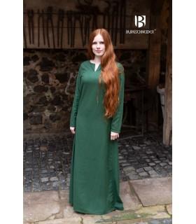 Tunic medieval summer Elisa, green