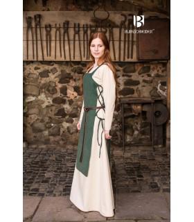 Sobrevesta Gyda Green Cotton