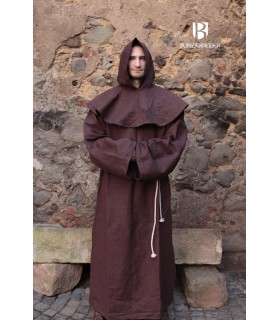 Costume of a Monk medieval Franziskus
