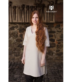 Tunic Medieval Lagertha short sleeve