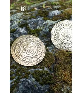Set brooches, vikings Ingwaz