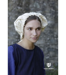 Beret medieval woman