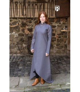 Tunic medieval Ranwen, grey