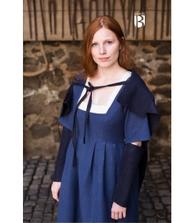 Sleeves Heated arm Frida in Blue