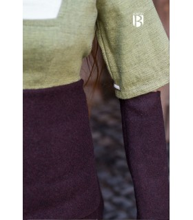 Sleeves Heated arm Frida in Brown