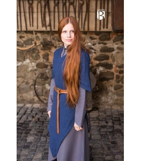 Tunic medieval Laylin, blue