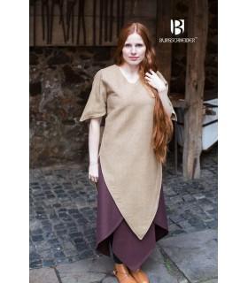 Tunic medieval Laylin, beige