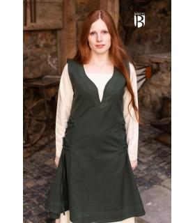 Dress medieval Lannion, green