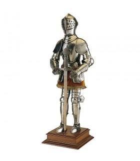 Armor lisa Marto, 61 cms.