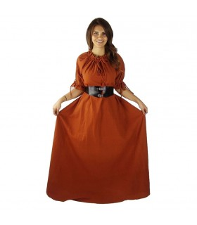 Dress medieval Karen, orange