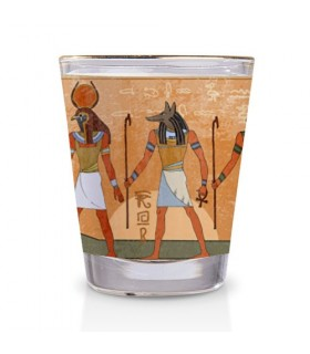 Shot glass of the Egyptians