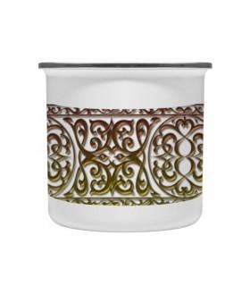 Cup brass Vintage Valance Medieval