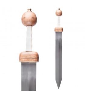 Gladius sword Pompeii