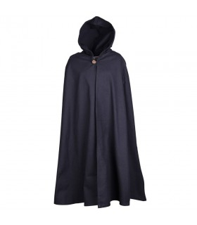 Layer medieval for children, black