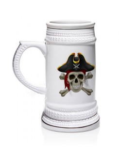 Beer mug Pirates of the Caribbean