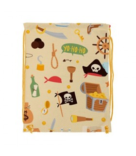Backpack strings Pirates (34x42 cm.)