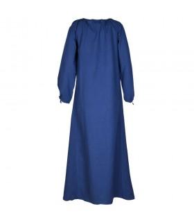 Dress medieval Ana, blue