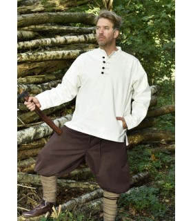 Shirt Peasant with buttons