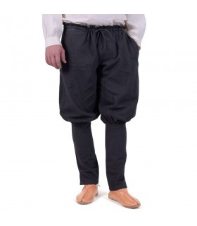 Pants vikings Olaf, black