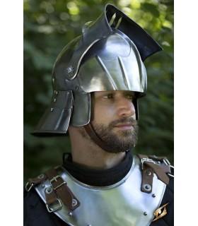 Helmet Sallet with visor