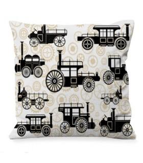 Cushion Design Steam Punk