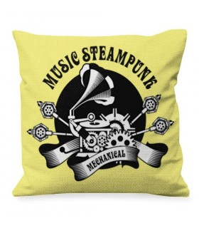 Cushion Design, Music, SteamPunk