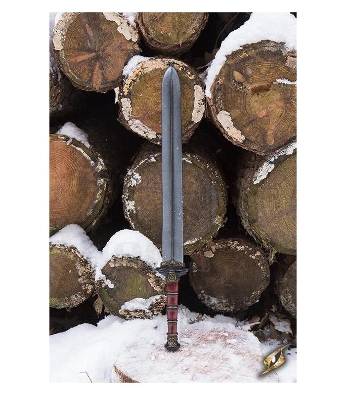 Short sword Jian, LARP