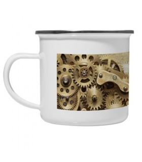 Cup brass Vintage SteamPunk