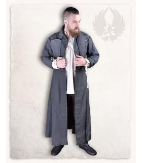 Coat medieval Kandor, grey