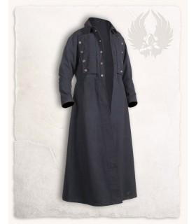 Coat medieval Kandor, black
