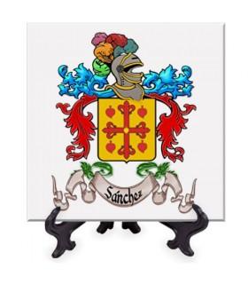 Azulejo Escudo Heráldico 1 Apellido