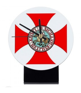 Table watch Knights Templar (12x14,5 cms.)