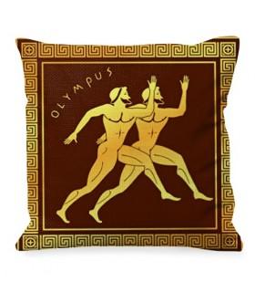 Cushion Greek Olympics, Athletics