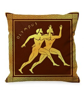 Cushion Greek Olympics, Athletics
