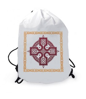 Backpack Strings Trisqueta Celtic, type Gymsack