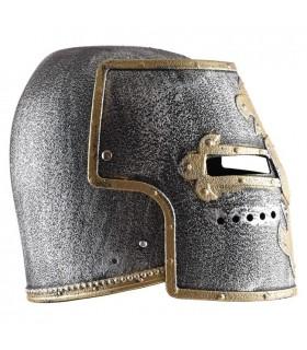 Helmet Medieval Knight for children