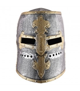 Helmet Medieval Knight for children