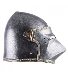 Medieval helmet Weevil for kids