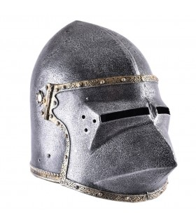 Medieval helmet Weevil for kids