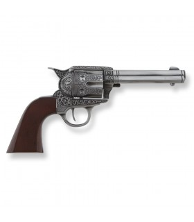 Revolver Colt 45 PeaceMaker decoration, 27 cms.