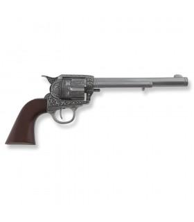 Revolver Colt 45 PeaceMaker barrel length, 31,5 cms.