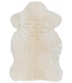 Lamb skin white