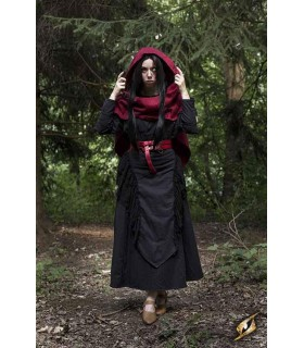 Hood Altaïr dark red