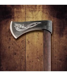 Axe throwing Viking, 49 cms.