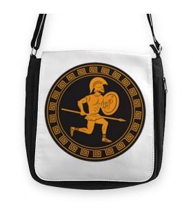 Bag warrior Greek (26x26 cms.)