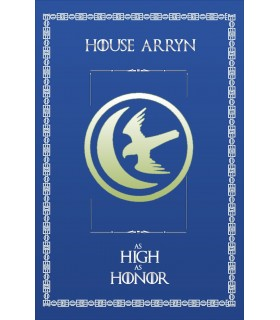 Banner Game of Thrones House Arryn (75x115 cm.)