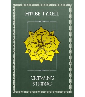 Banner Game of Thrones House Tyrell (75x115 cm.)